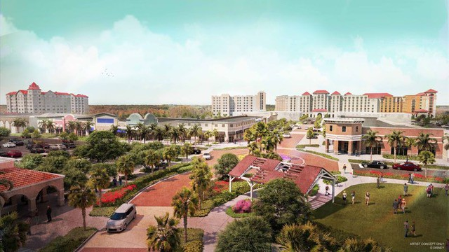 Flamingo Crossings Development in Winter Garden FL